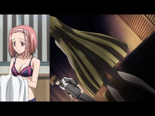 [AniDub] Special 4 - Старшая Школа: Демоны против Падших ТВ-1 [BDRip] / High School DxD TV-1