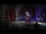 Виталий Клименко  показательное выступление на Отчетном концерте студии танца Space Dance 2016. Огни Уфы Колизео.#space_dance-ufa