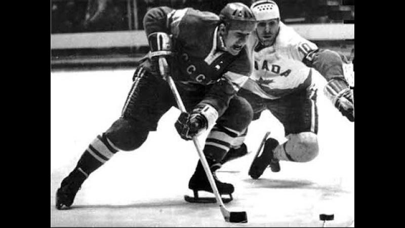 Суперсерия-72 СССР-Канада. 5 матч. Фееричный заключительный период.