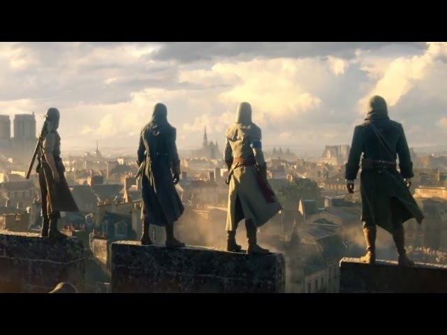 Two Steps From Hell Victory Assassin's Creed Unity Cinematic