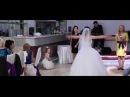Танцевальный подарок жениху от невесты и её подружек!