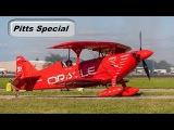 Pitts 2S Чертежи пилотажного биплана 36#