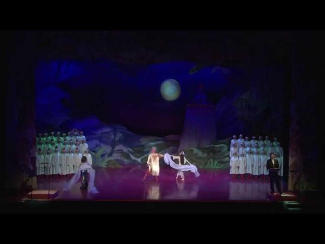 Rimskiy-Korsakov, The Golden Cockerel -- 2 part