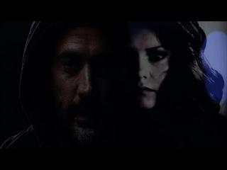 Negan and Katherine (au) | Blue Blood