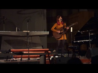 Gabrielle Aplin - Panic Cord live at the Emergent Sounds Festival 2016