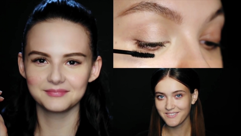 Как сделать естественный макияж для девочек؟ - Макияж в большом городе от Maybelline New York