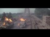 Мост слишком далеко (1977). Разгром немецкой моторизованной колонны у Арнемского моста