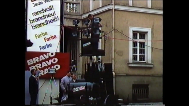 The Beatles – Circus Krone-Bau afternoon show German Police film (1966.06.24)