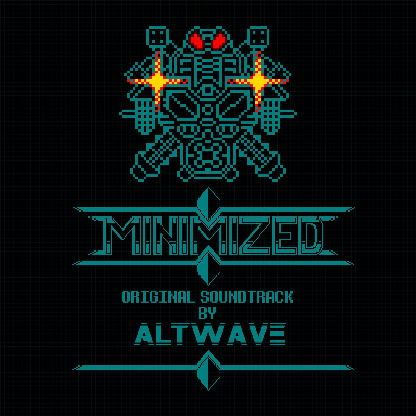 ALTWAVE - Minimized OST [EP] (2016)
