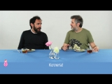 Итальянцы пробуют русские завтраки