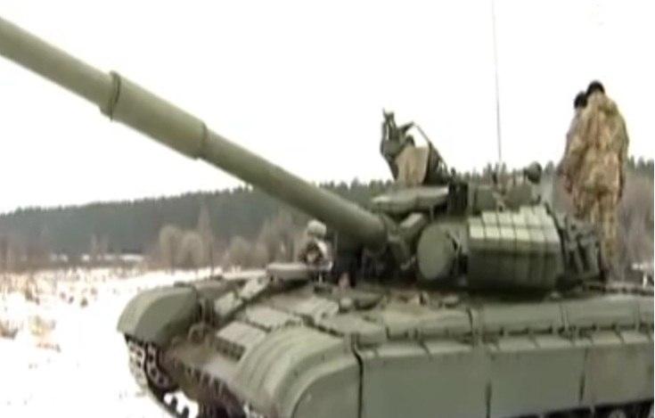 В Харькове разработали уникальный танковый миномет (ВИДЕО)