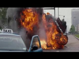 Баки и Капитан Америка(Стив Роджерс)-Как на войне - 480P