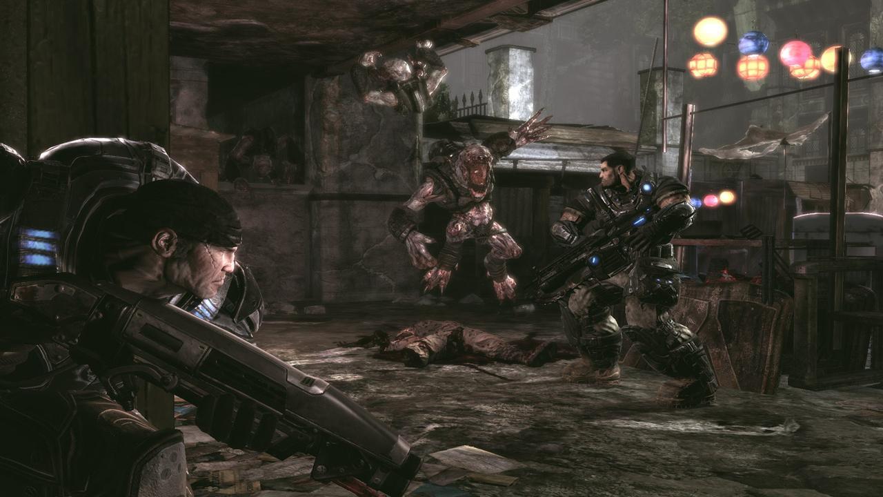 Gears Of War (2007) PC | Repack от R.G. Механики - Скриншот 3
