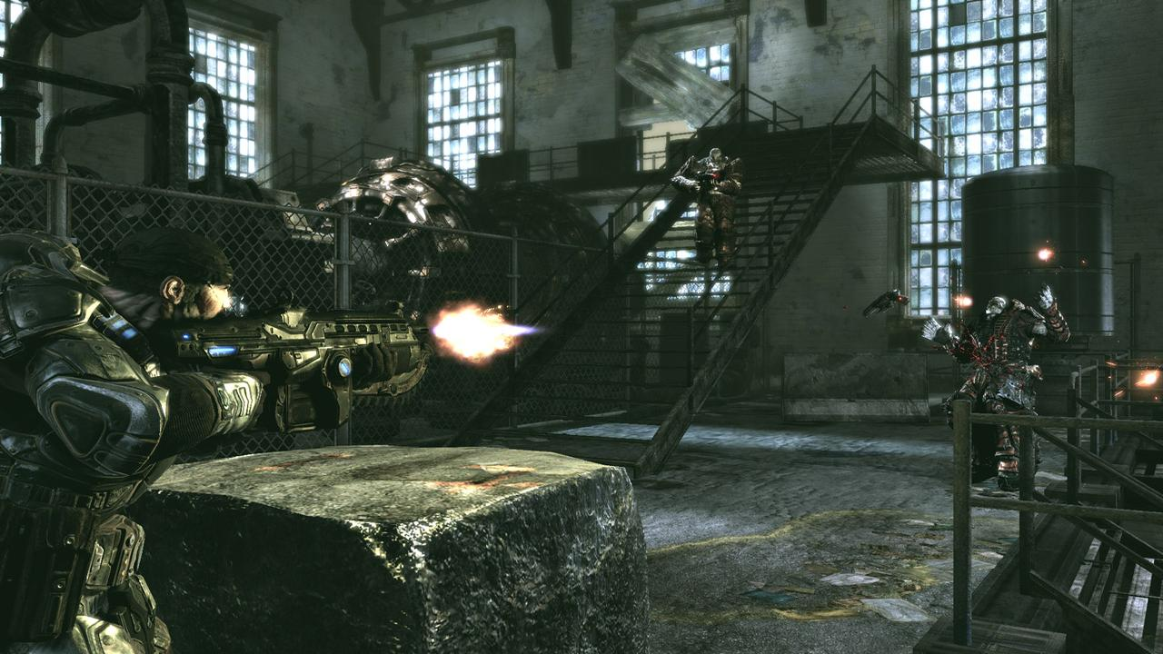 Gears Of War (2007) PC | Repack от R.G. Механики - Скриншот 2