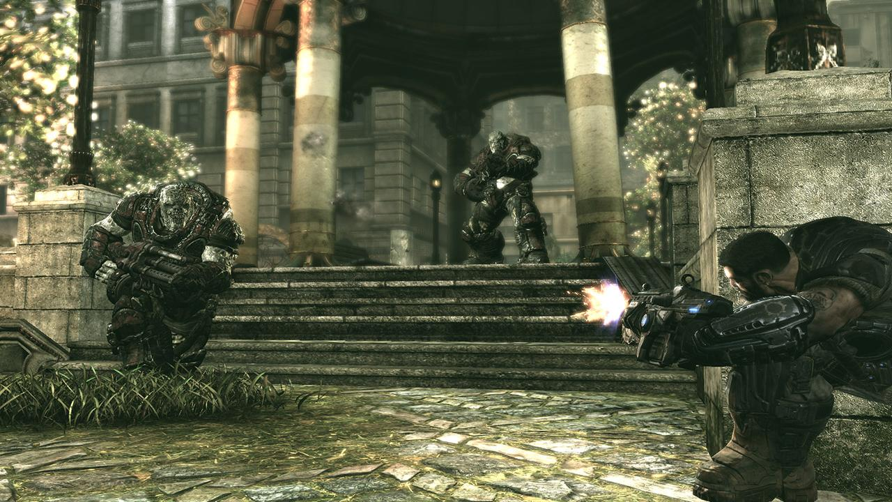 Gears Of War (2007) PC | Repack от R.G. Механики - Скриншот 1