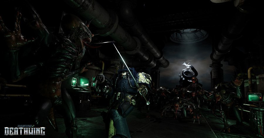 Space Hulk: Deathwing (2016) PC - Скриншот 3