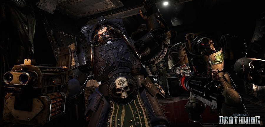 Space Hulk: Deathwing (2016) PC - Скриншот 2