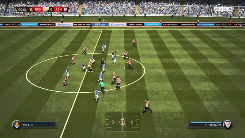 FIFA 15: Ultimate Team Edition [Update 8] (2014) | RePack от R.G. Механики - Скриншот 3
