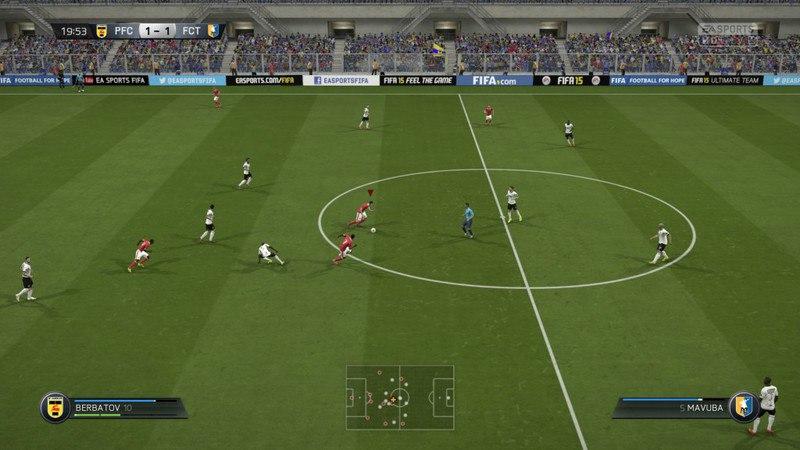 FIFA 15: Ultimate Team Edition [Update 8] (2014) | RePack от R.G. Механики - Скриншот 2