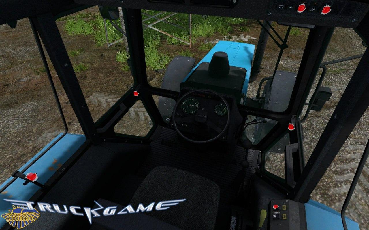Трактор МТЗ-1221 для Farming Simulator 2015 - Скриншот 3