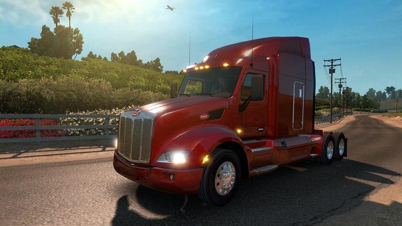 American Truck Simulator (2016) PC | Repack от R.G. Catalyst - Скриншот 3