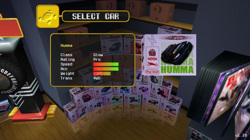 Re-Volt (1999) PC | Repack от R.G. Origami - Скриншот 1