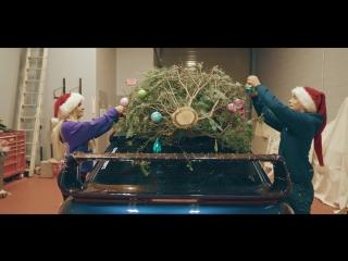 A Christmas Rumble Milos Subaru Sleigh