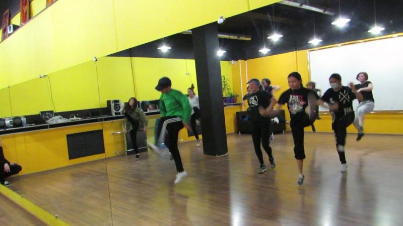 Borkhon Choreography   Dr Dre - Next Episode (san holo remix)