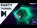 After Effects Tutorial Tunnel Animation