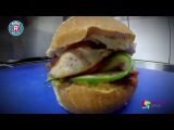 Ring Wok Cafe / Burger - how it`s made