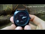 Посылка из Китая с Aliexpress №37. Самые дешёвые часы фирмы CURREN