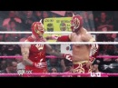 WWE Rey Mysterio Jr. and Sin Cara (Mistico) [Masked Marvels] Berzerk