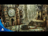 Machinarium - Preview Trailer  PS4