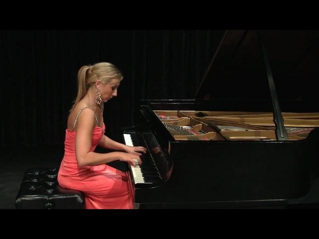 Natalia Kartashova plays Verdi-Liszt
