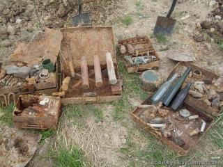 Раскопки в долине смерти - Военная археология!