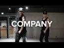 Company Tinashe Eunho Kim Koosung Jung Choreography