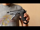 Обзор страйкбольного пистолета KSC Beretta M93R