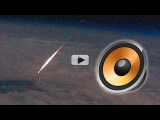 Meteor Shower Sounds Captured by Space Radar