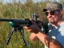 Новая ложа к Трёхлинейке ч2 Вдумчивая стрельба на 150м