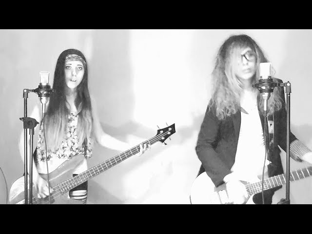 In Bloom by Nirvana band cover (bass guitar, guitar, drums, vocals/vocal) HD - Mirage Band 13