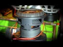The most INSANE subwoofer woofer excursion you'll see today - DD 3510 ESP