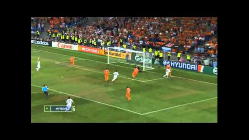 До свидания Голландия!Россия в полуфинале
