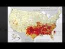 США. Юг и Север - две Америки.