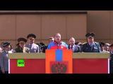Глава МЧС открыл памятник пожарным в Москве