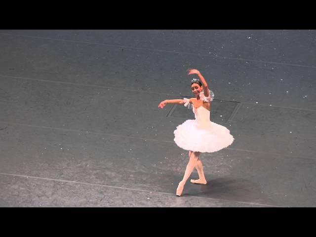 Кристина Кретова танец Феи Драже балет Щелкунчик 29.12.2015 г.