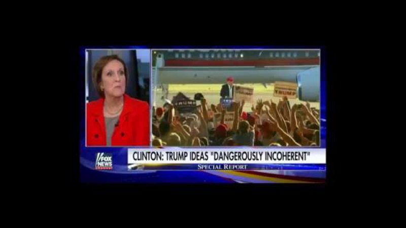Where Hillary Clinton hit Donald Trump on policy and where she missed? Fox News (6-3-16)
