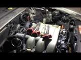 Audi A6 замена прокладок клапанных крышек