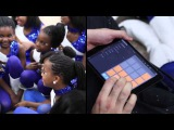 Jamie Lidell and the Qkidz on the new iMASCHINE