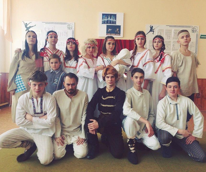 День народного единства в Узловой- пролог молодёжного театра