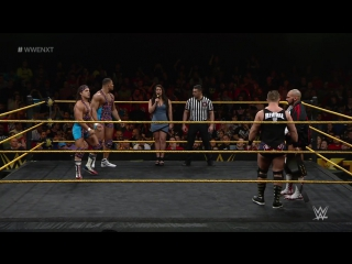 The Revival vs American Alpha - NXT 06.07.2016 - NXT Tag Team Championship 2 Out Of 3 Falls Match